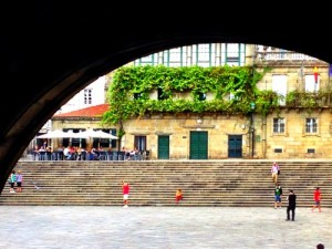 Casa da Parra. Compostela